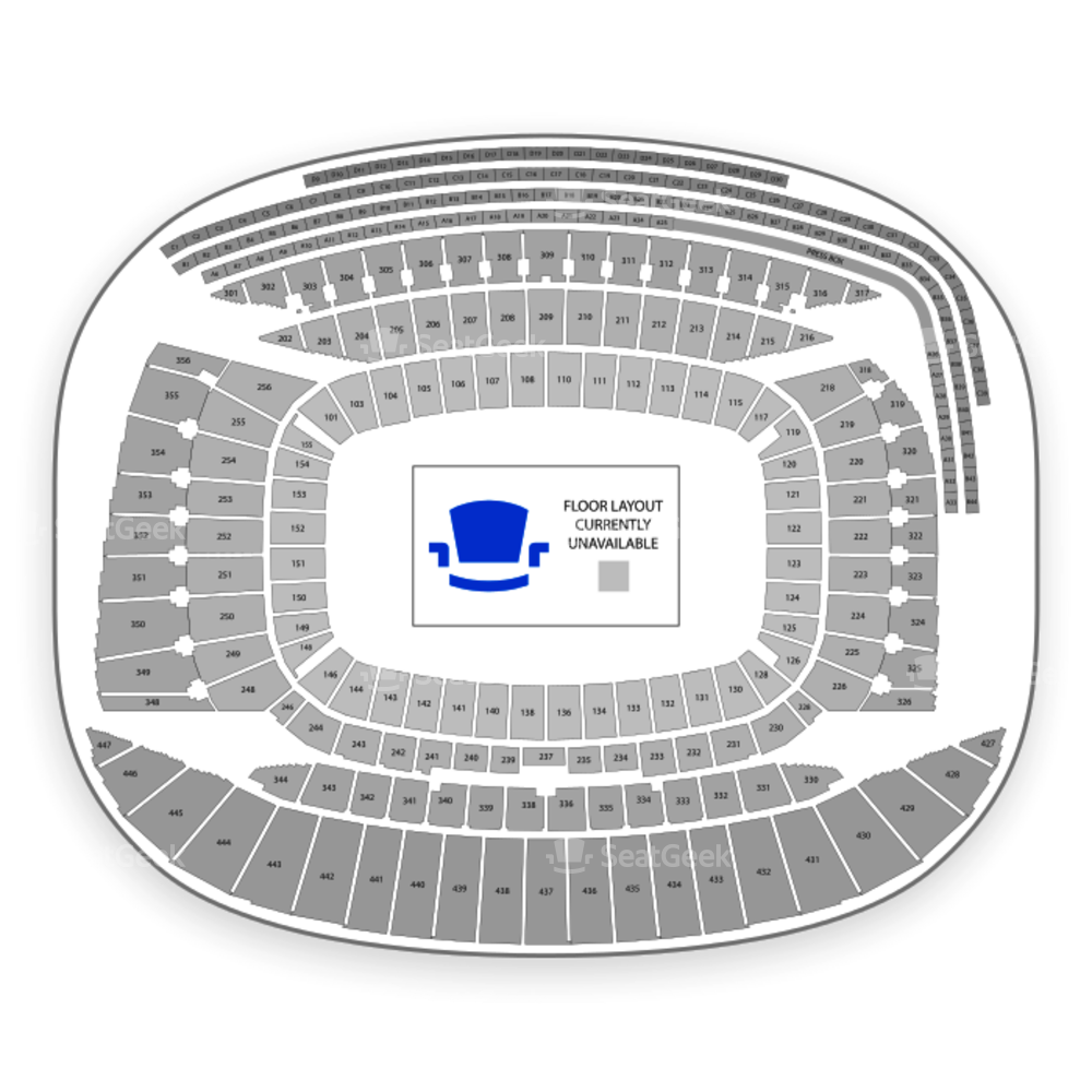 Soldier Field Seating Chart Sports