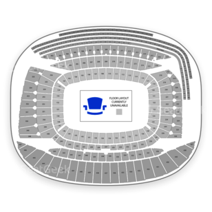 Soldier Field Seating Chart NHL