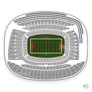Soldier Field Seating Chart NCAA Football