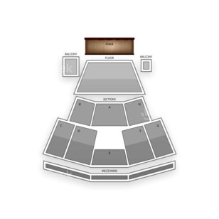 Peppermill Concert Hall Seating Chart Comedy