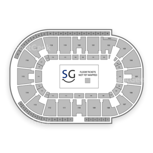 Ricoh Coliseum Seating Chart Wrestling