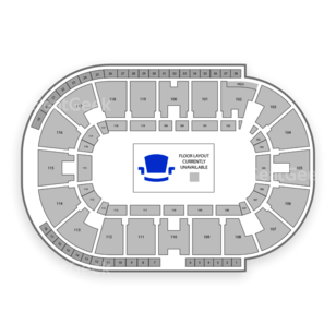 Ricoh Coliseum Seating Chart Theater