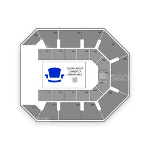 Star of the Desert Arena Seating Chart Comedy