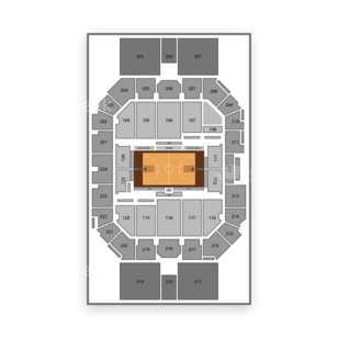 Butler Bulldogs Womens Basketball Seating Chart