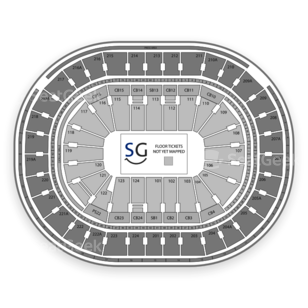 Wells Fargo Center Seating Chart NCAA Basketball