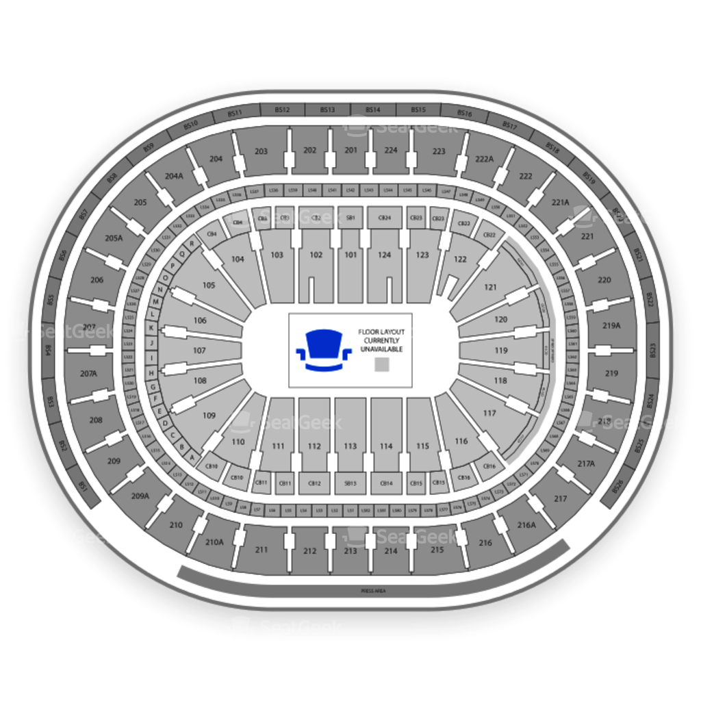 wells fargo center seating chart concert interactive map seatgeek philadelphia soul seating chart
