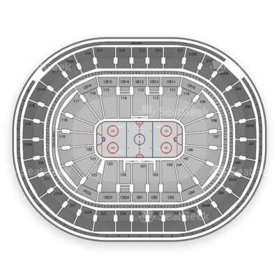 Wells Fargo Center seating chart Philadelphia Flyers
