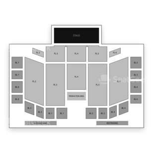 Grand Casino Hinckley Event Center Seating Chart Theater