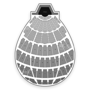 Hollywood Bowl Seating Chart Literary