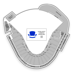 Raley Field Seating Chart Concert