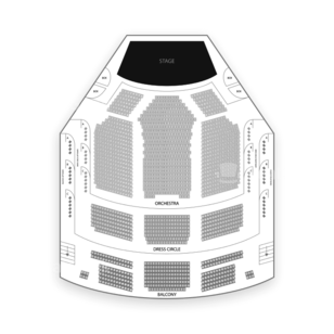 Lyric Theatre Seating Chart Broadway Tickets National