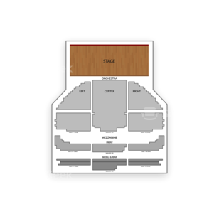 Gershwin Theatre Seating Chart Concert