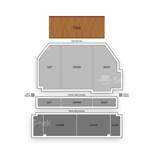 Lunt-Fontanne Theatre Seating Chart Theater