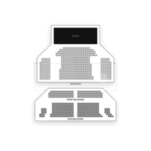 John Golden Theatre Seating Chart Theater