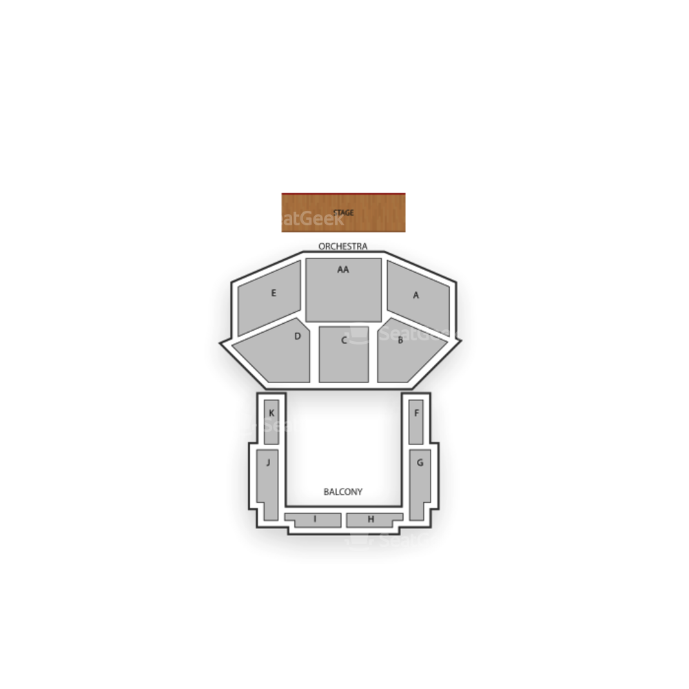 Charles Playhouse Seating Chart Theater