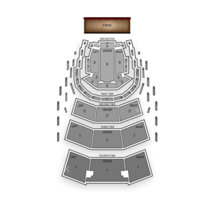Ziff Ballet Opera House-Adrienne Arsht PAC Seating Chart Broadway Tickets National