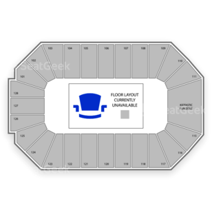 Dr Pepper Arena Seating Chart Concert