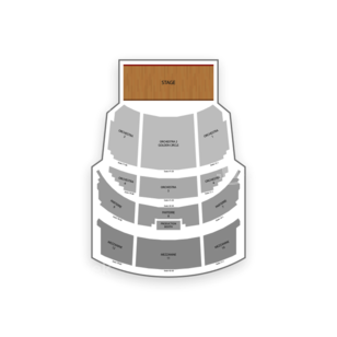 Venetian Hotel and Casino - Venetian Theatre Seating Chart Concert