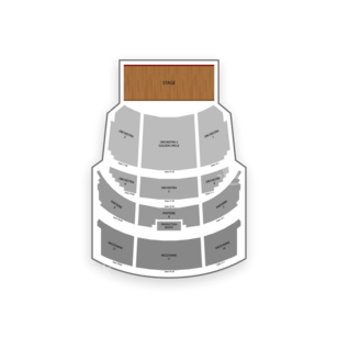 The Venetian Hotel Theatre Seating Chart Concert