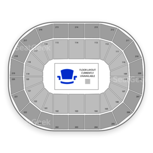 Manchester Arena Seating Chart MMA