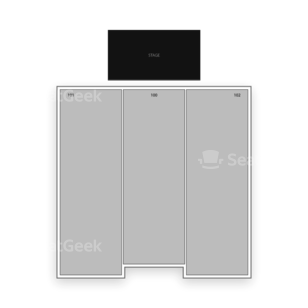 The Seneca Niagara Events Center at Seneca Niagara Casino Seating Chart Concert