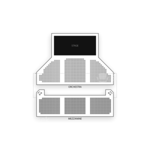 Music Box Theatre Seating Chart Concert