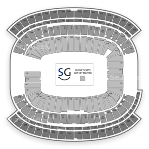 Gillette Stadium Seating Chart Motocross