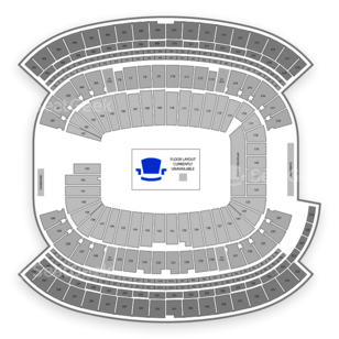 Gillette Stadium Seating Chart Auto Racing