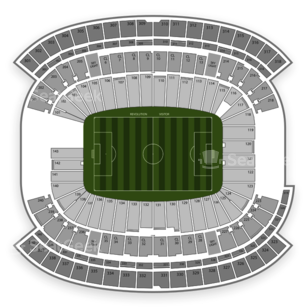 Gillette Stadium Seating Chart Mls
