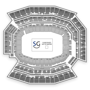 Lincoln Financial Field Seating Chart Family