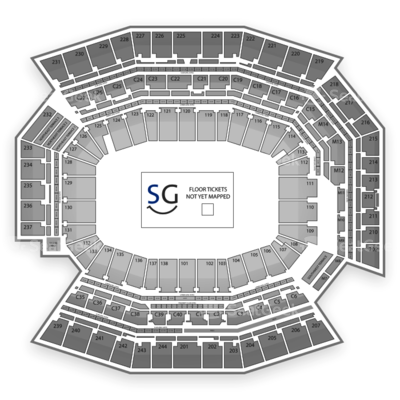 Lincoln Financial Field seating chart NCAA Lacrosse Championships