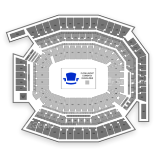 Lincoln Financial Field Seating Chart Sports