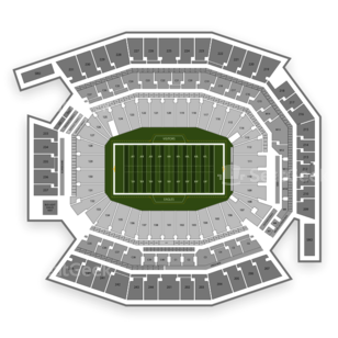 Philadelphia Eagles Seating Chart