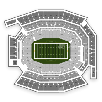 Philadelphia Eagles at Lincoln Financial Field C 9 View