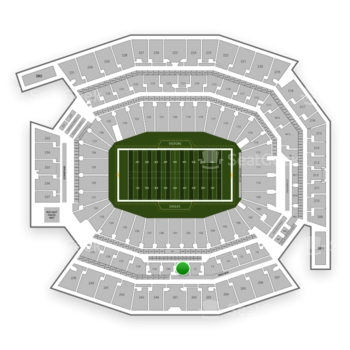 Philadelphia Eagles at Lincoln Financial Field C 1 View