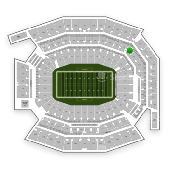 Philadelphia Eagles at Lincoln Financial Field C 15 View