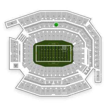 Philadelphia Eagles at Lincoln Financial Field C 21 View