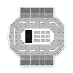 Allen County War Memorial Coliseum Seating Chart Family