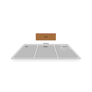 The City Theatre Seating Chart Concert