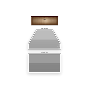 George Mason University Seating Chart Theater