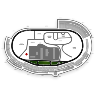 Charlotte Motor Speedway Seating Chart Auto Racing