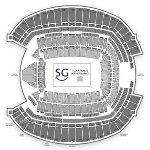 CenturyLink Field Seating Chart Theater