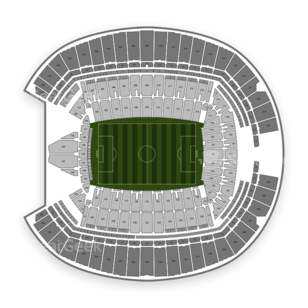 CenturyLink Field Seating Chart International Soccer