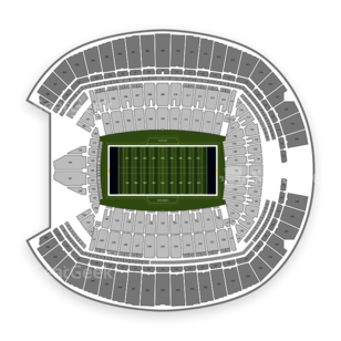 Washington State Cougars Football Seating Chart