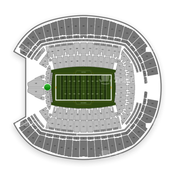 Seattle Seahawks at CenturyLink Field Section 148 View