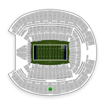 Seattle Seahawks at CenturyLink Field Section 335 View