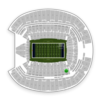 Seattle Seahawks at CenturyLink Field Section 230 View