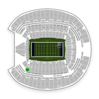Seattle Seahawks at CenturyLink Field Section 241 View