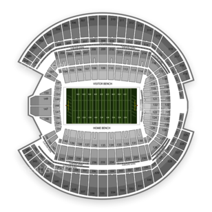 CenturyLink Field Seating Chart NCAA Football