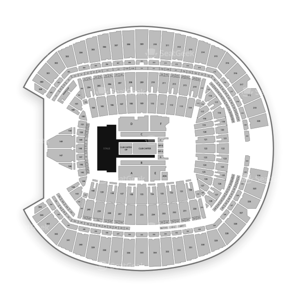 Seattle Sounders Fc Seating Chart Map Seatgeek